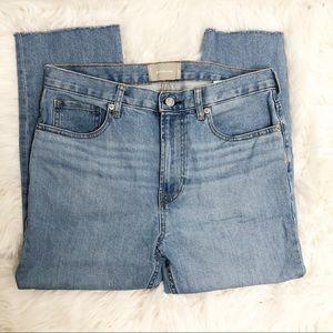 Everlane - Modern Boyfriend Jeans - Size 28